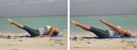 the secrets of yoga  fish  matsyasana