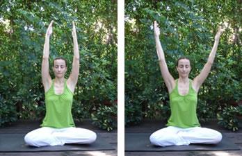 kundalini yoga  exercise for emotional balance